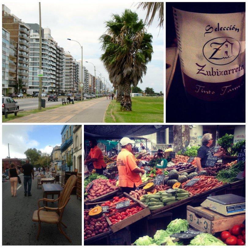 Montevideo the capital of Uruguay