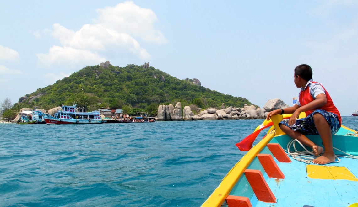 7 Great things about Koh Tao