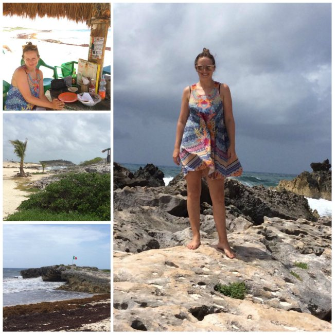 Great things to do in Cozumel is to take the round tour of the island
