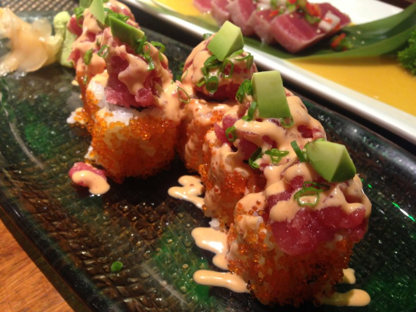 Kaizen sushi 5 of the 10 Highlights from Bangkok City - #instafood