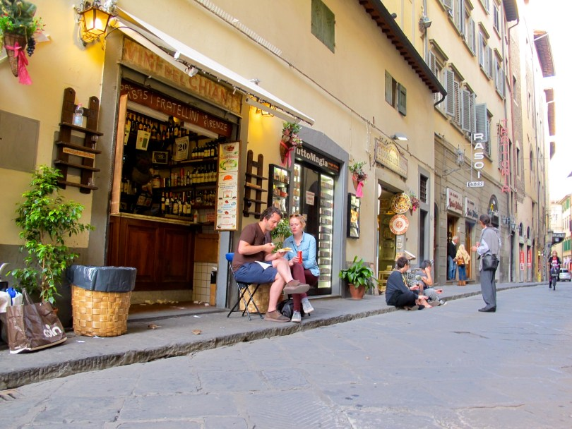Dashing 48 Hours in Florence with Local Friends