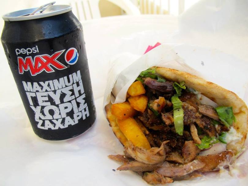 7 Great things to do in Rhodes - Gyros