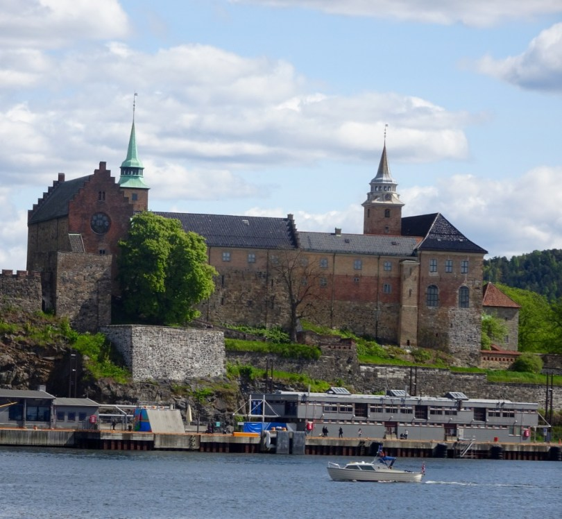 7 Great things to do in Oslo - Akershus Fortress in Oslo, Norway