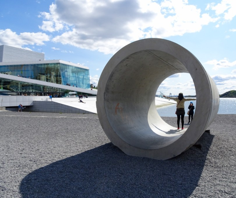 7 Great Things to do in Oslo - Opera House in Oslo, Norway