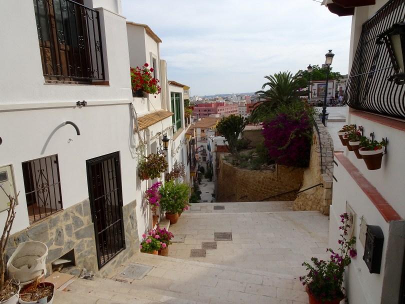 Old City of Alicante