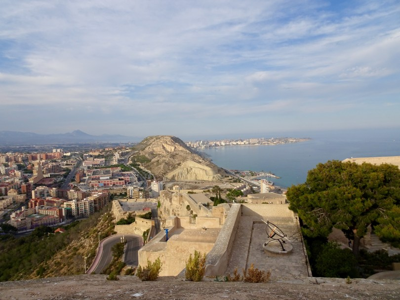 Alicante in another view
