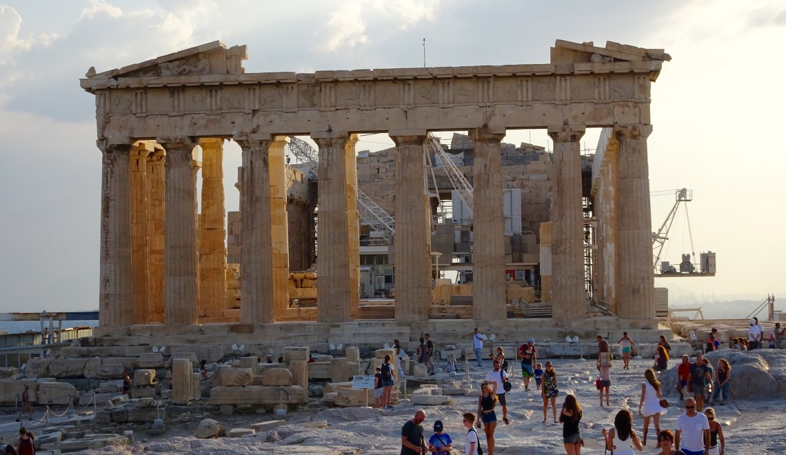 8 hours in Athens; a Sizzling time with Monastiraki Square & Acropolis