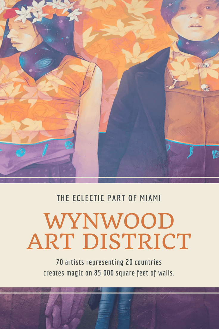 Wynwood Art District The Eclectic Part of Miami in Florida
