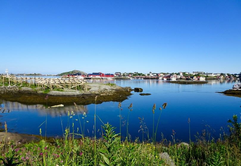 Reine in Lofoten, Northern Norway.