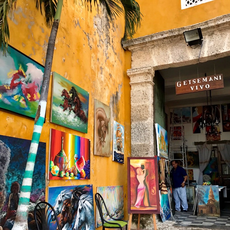 Ultimate Guide on Getsemani the Authentic Neighborhood in Cartagena de Indias, Colombia, South America.