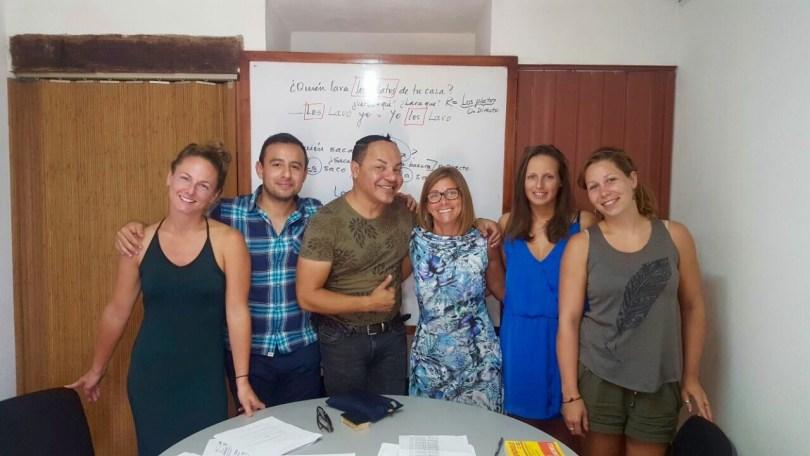 Nueva Lengua Spanish School in Getsemani - Cartagena de Indias, Colombia