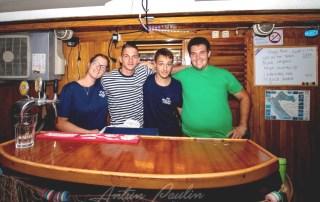 Posada broda Moja Maja