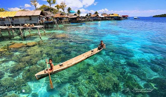Tempat Wisata Populer Di Sulawesi Tengah