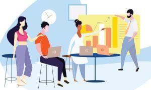 fakta perbedaan pekerjaan di era industri dan informasi