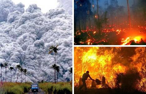 potensi dan ancaman bencana alam