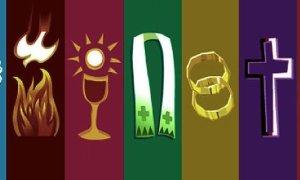 7 Sakramen Dalam Gereja Katolik