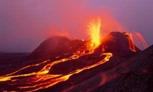 letusan gunung api terhebat