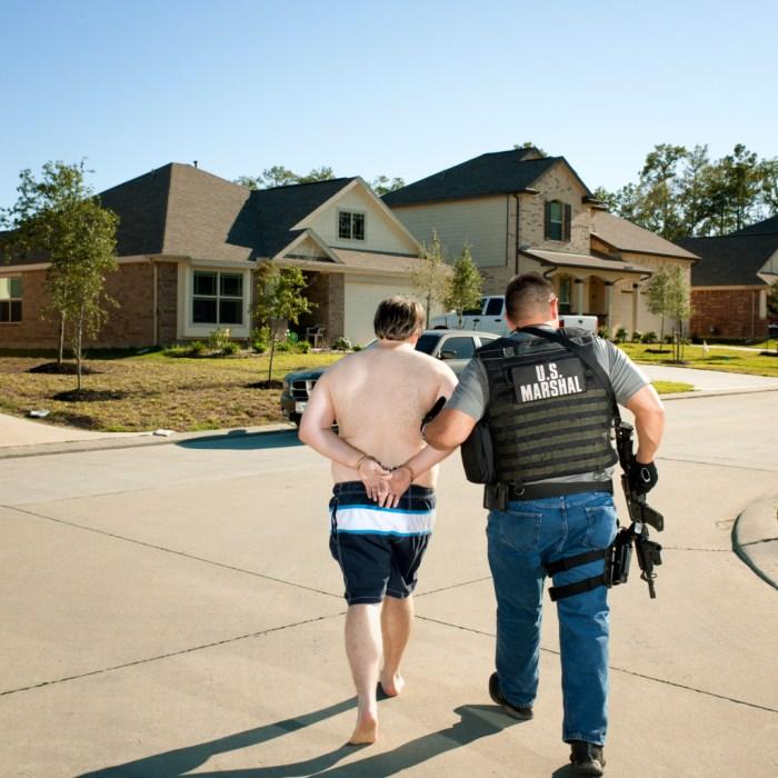 US Marshals, copyright Brian Finke - http://brianfinke.com/blog/work/u-s-marshals/