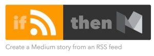 medium-rss-ifttt