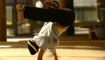 Do you breakdance like this?