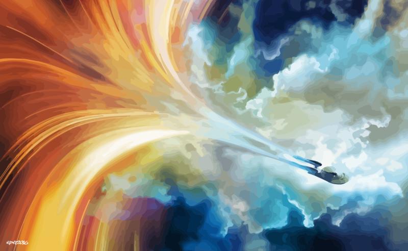 Star Trek Beyond artwork