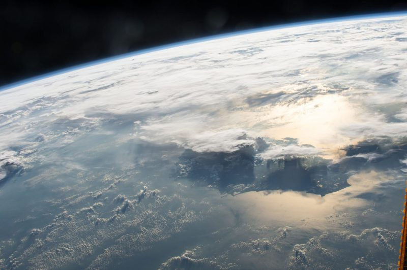 Earth as seen from the ISS