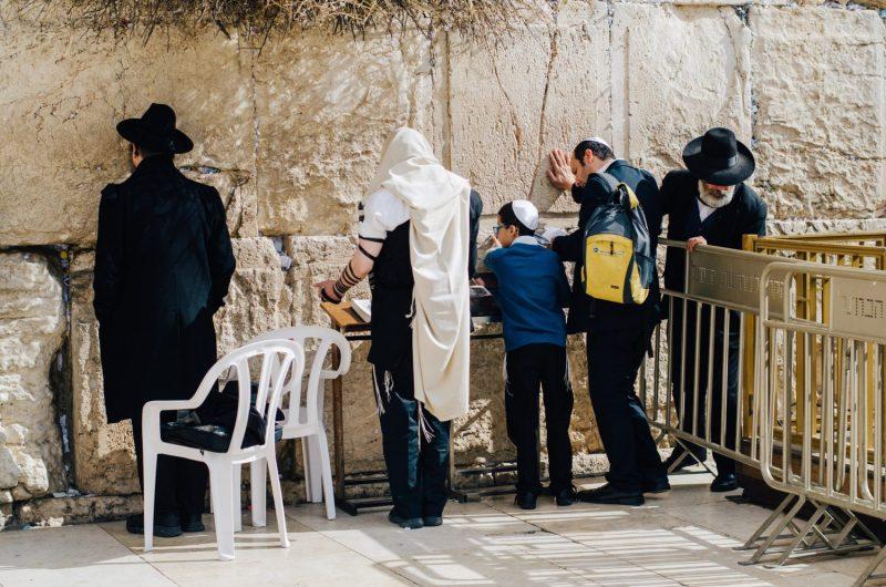 Raising a Jewish family