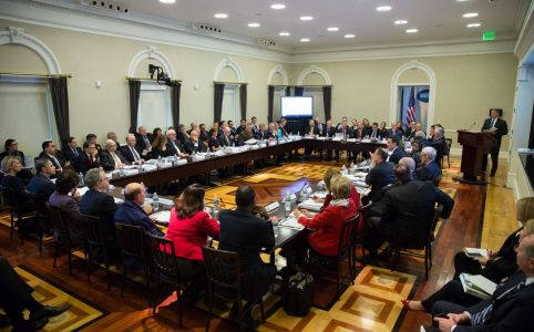 White House transition discussions