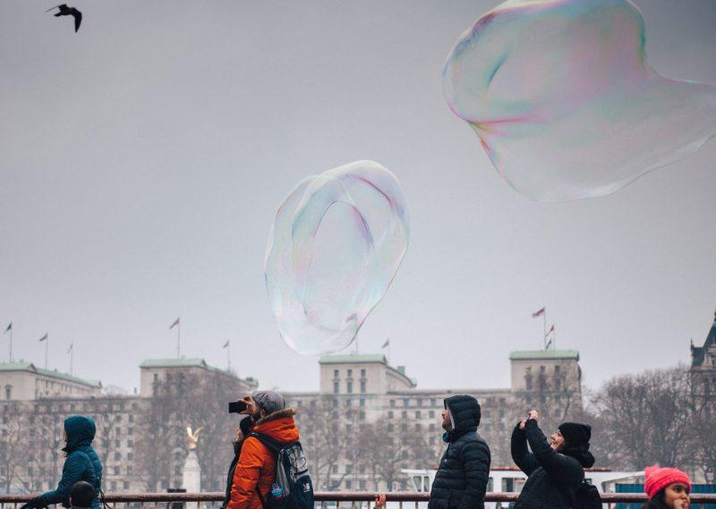 Bubbles by Clem Onojeghuo on Unsplash