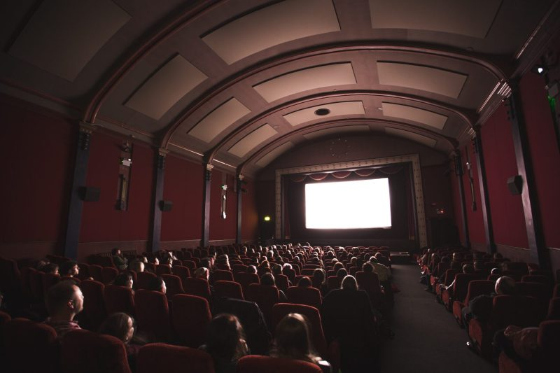 Big screen audiences