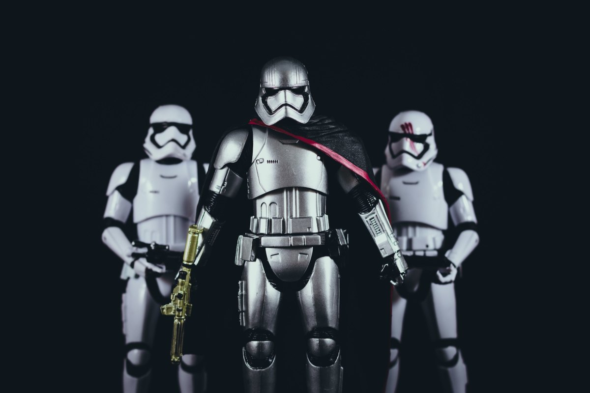 Star Wars Storm Troopers