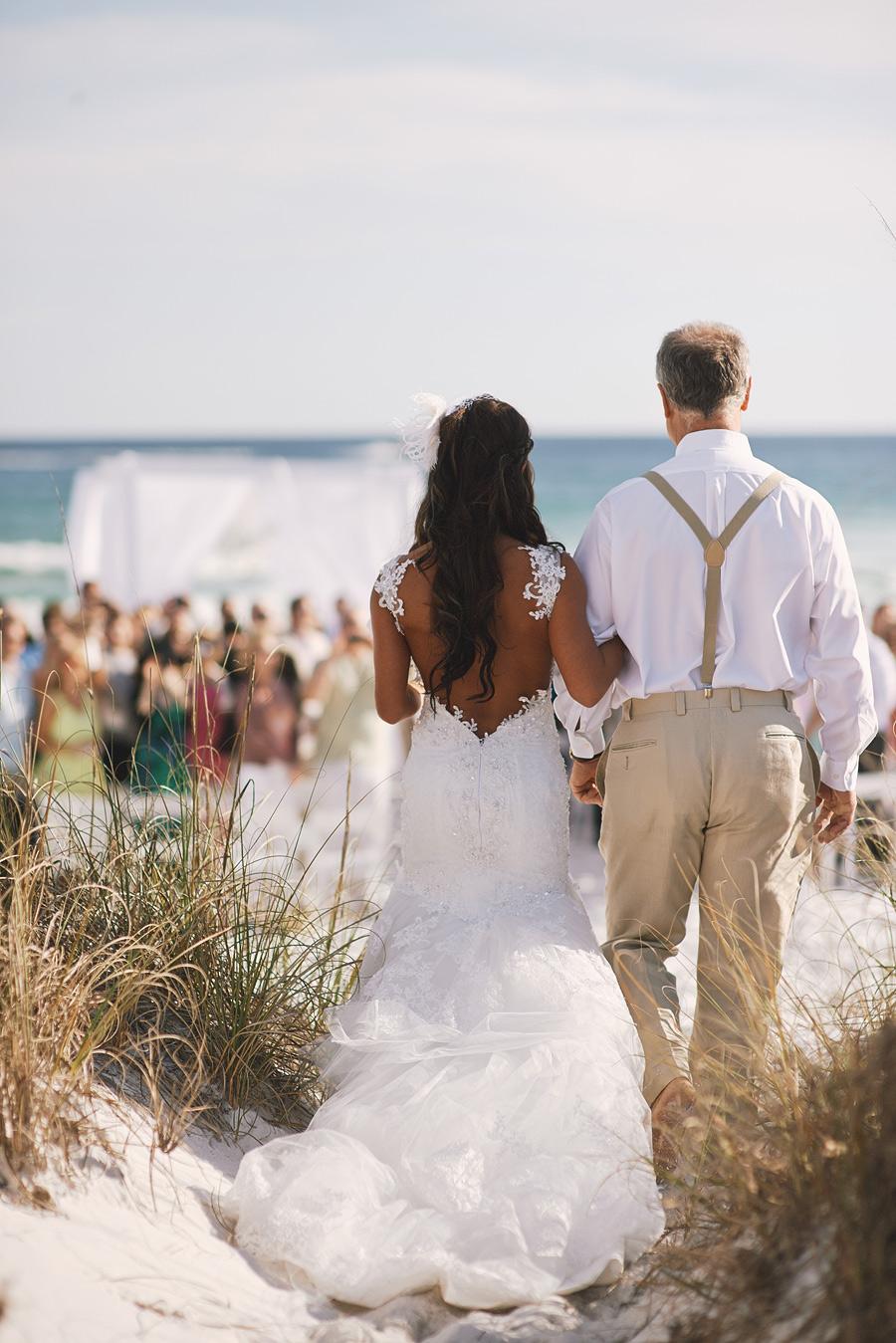 Destin Wedding Video