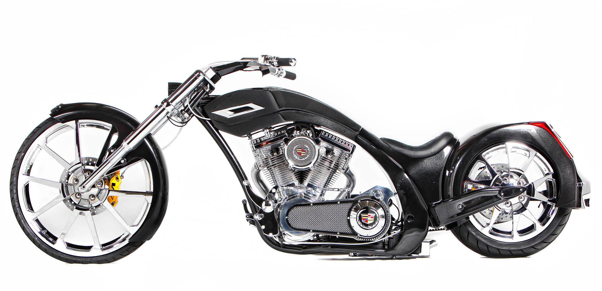 Cadillac Bike