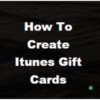 how to create itunes gift cards featured