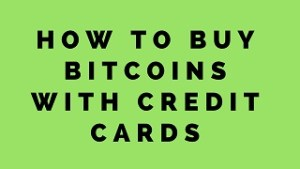 how to buy bitcoins with credit cards