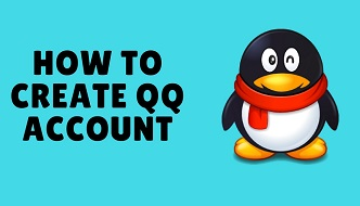 how to create qq account