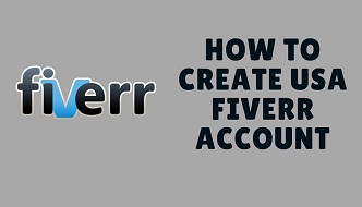 how to create usa fiverr account