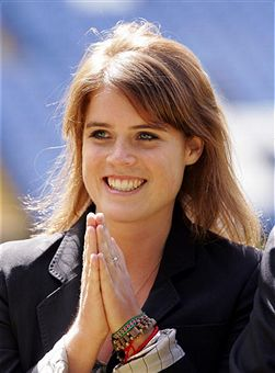 Princess Eugenie to become Queenie Eugenie?