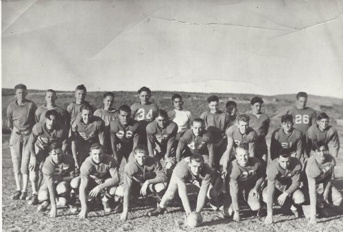 1936 Craig High School football team