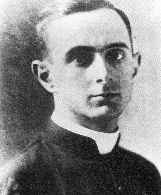 Giovanni Battista Enrico Antonio Maria Montini, ordained 1920