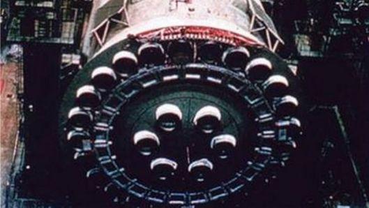 USSR N1 Moon Rocket