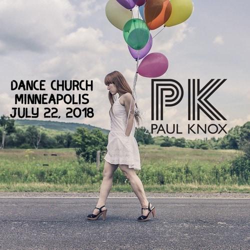 Dance Church July 22, 2018 cover art