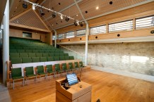 The Auditorium, from a very similar, if not identical spot.