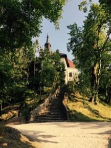 Cerkev Marijinega Vnebovzetja Church, Bled island, Slovenia