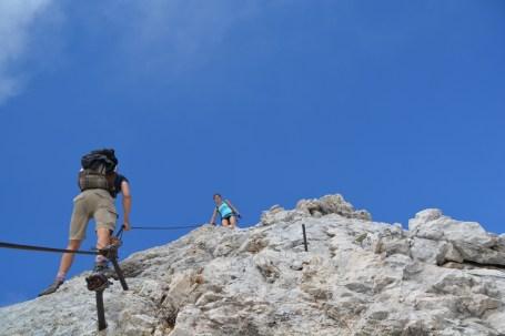 Paul Ferguson, descending Triglav by Nils Raabe
