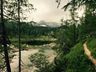 Seven Lakes valley, Triglav National Park