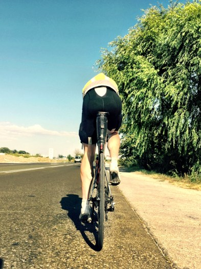 Ultan Coyle, Trans Continental racer, Bulgaria
