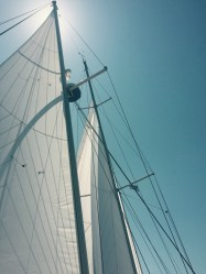 Ketch rigging, Amel 53