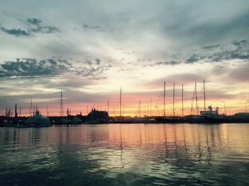 Palmer harbour, Majorca