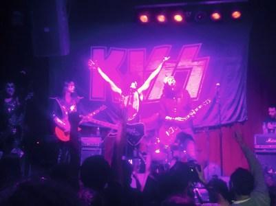 ex KISS member Bruce Kulick playes Curitiba, razil
